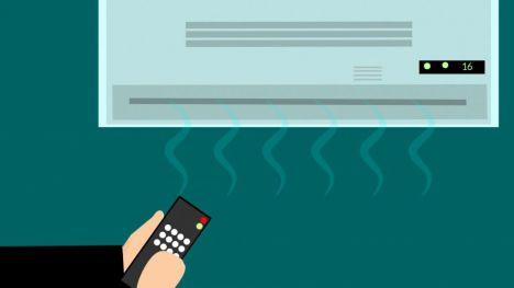 Salud aconseja reforzar la limpieza de los filtros de aire acondicionado