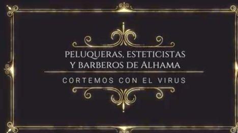 VÍDEO El gremio de la estética se une en 'Cortemos con el virus'