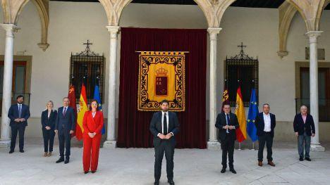 Región y agentes sociales firman el Pacto por la Recuperación