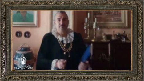 VÍDEO El marqués de los Vélez nos lleva a la Alhama del siglo XVIII