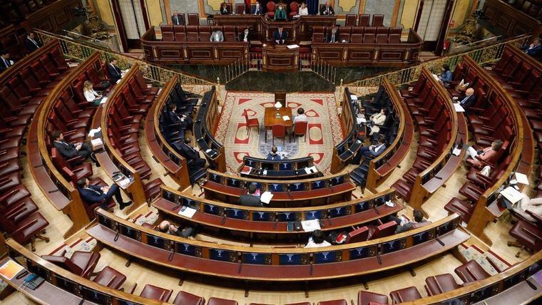 El Congreso aprueba la quinta prórroga del estado de alarma