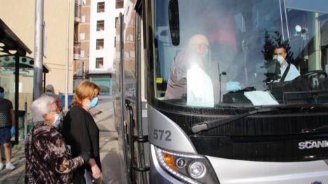 Vuelve el servicio de autobús entre Alhama y Mazarrón
