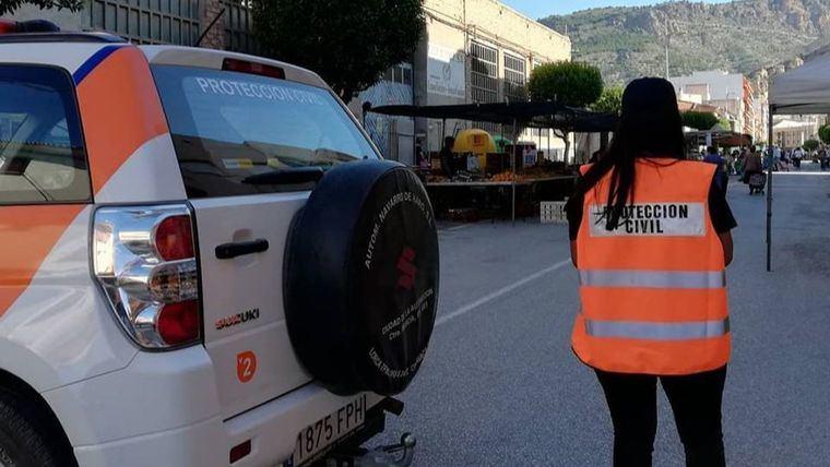 El Gobierno regional ofrece 3.200 test para Policía Local y P. Civil
