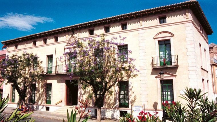 Imagen del Ayuntamiento de Totana.
