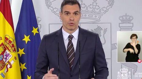 Sánchez anuncia 10 días de luto oficial por las víctimas de la Covid19