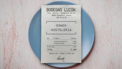 Bodegas Luzón regala 3.000 botellas en apoyo a la hostelería española