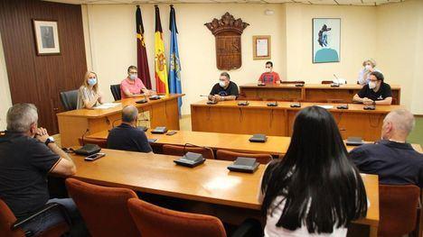 La alcaldesa destaca la labor de Protección Civil en la pandemia