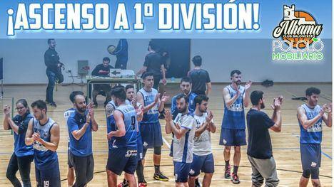 El CB Alhama consigue un puesto en la Primera División