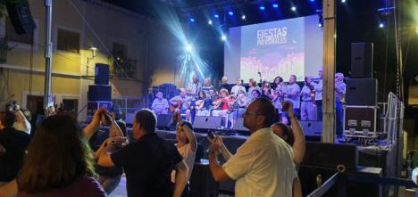 Pistoletazo de salida a las fiestas de El Berro 2019 con el pregón
