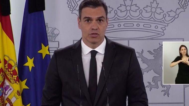 El presidente Sánchez anuncia una 'última y definitiva' prórroga