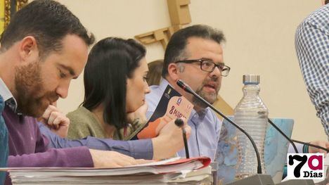 Imagen de archivo del Pleno de febrero, último antes de la crisis del coronavirus