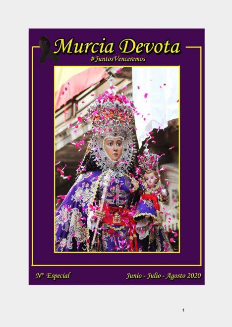Ya disponible la edición digital y gratuita de Murcia Devota