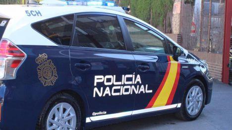 La Policía Nacional desarticula una banda de ladrones en Alhama