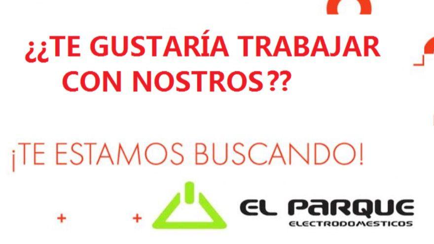 Electrodomésticos El Parque refuerza su plantilla en Mazarrón