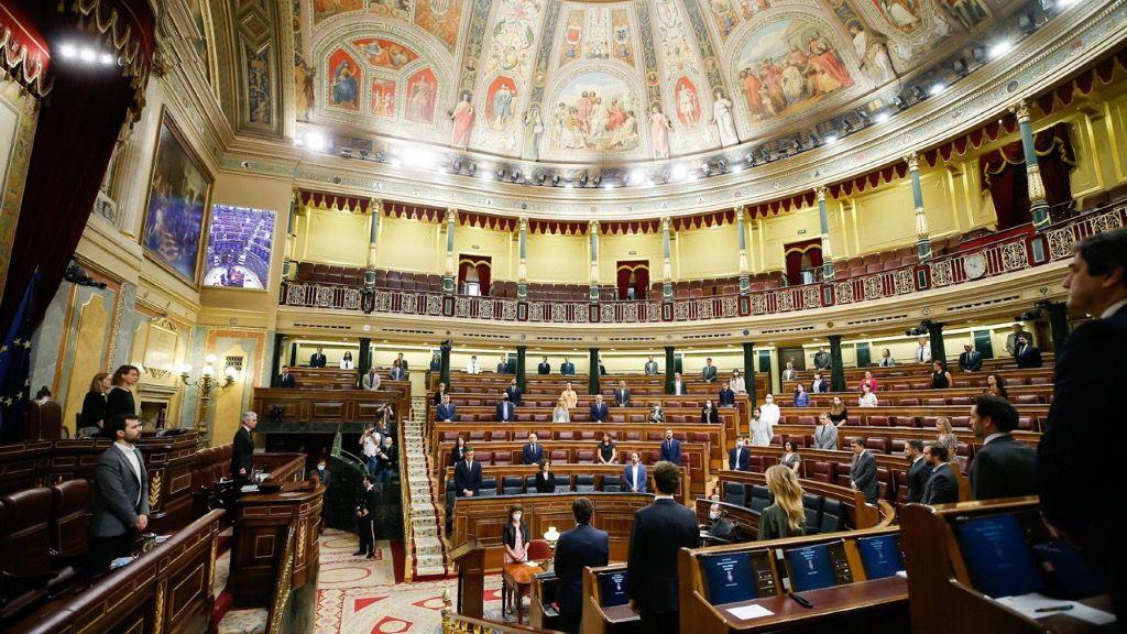 El Congreso autoriza la sexta prórroga del estado de alarma
