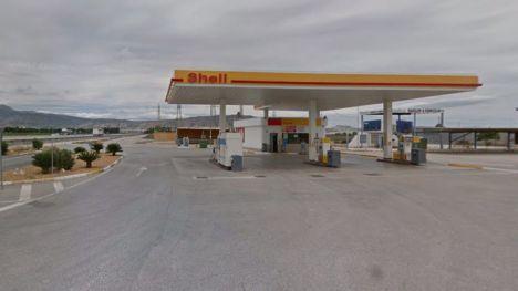 El accidente tuvo lugar en las inmediaciones de la gasolinera ubicada en la RM-2.