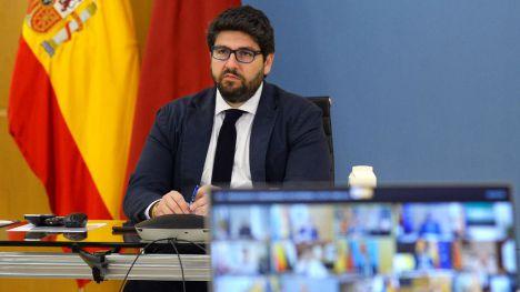 López Miras denuncia la discriminación hacia la Región