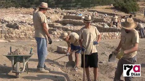 VÍDEO La excavación en Las Paleras este año, supeditada a la Covid19
