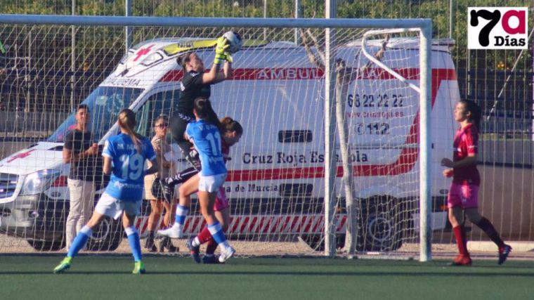 El Alhama CF ElPozo 'ya' compite a nivel profesional