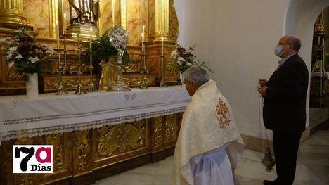 VÍDEO Un Corpus Christi marcado por la Covid19