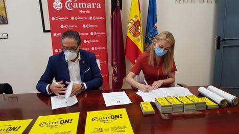 Alhama, el municipio que más aporta al 'Cam On!' con 12.000 euros