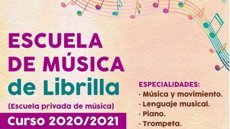 La Escuela de Música de Librilla prepara su 'vuelta al cole'
