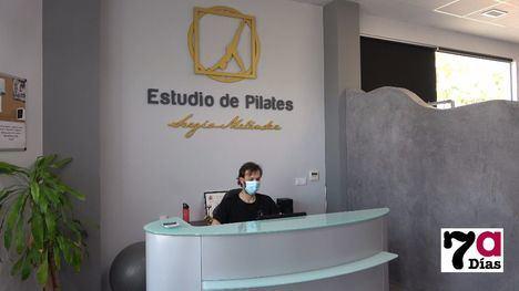 VÍDEO Objetivo: ponerse en forma en Estudio de Pilates