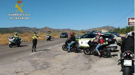 VÍDEO Atrapados circulando al doble de velocidad en Mazarrón