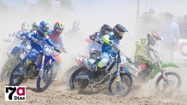 Las carreras de motos vuelven en septiembre a Alhama de Murcia