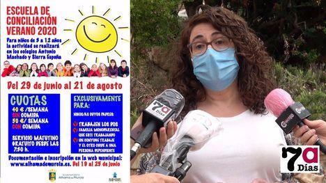 VÍDEO El próximo 29 de junio arranca la Escuela Concilia de Verano