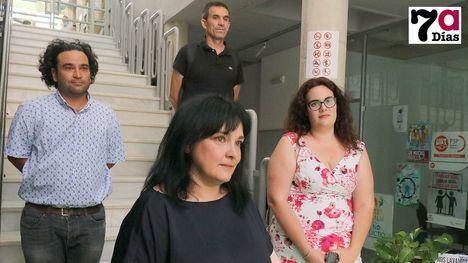 VÍD Hernández Porras, alcaldesa de Librilla con el apoyo del PSOE