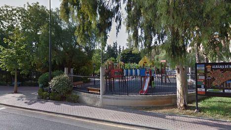 FOT. Ya están abiertas las zonas infantiles de parques y jardines