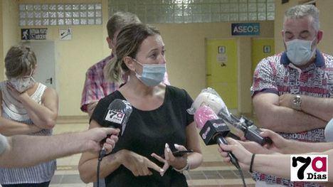 VÍDEO La presidenta de los Comerciantes denuncia 'coacciones' de la Policía