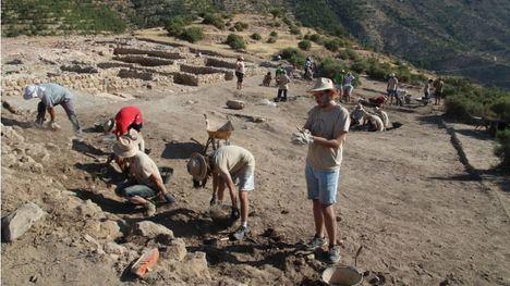 El Covid limita este año la excavación en Las Paleras y el Murtal