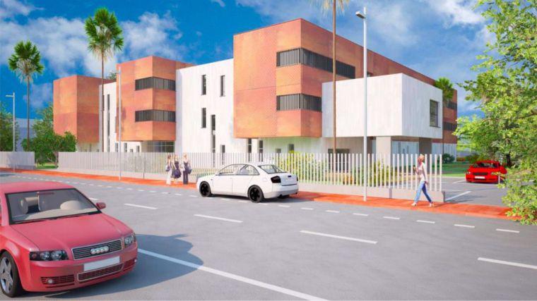 El nuevo IES Valle de Leiva ya tiene empresa que lo construya