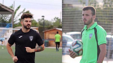 El EF Alhama ficha a Pedro Espadas para el primer equipo