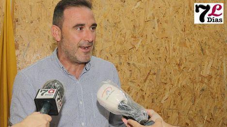 """VÍDEO Tomás Baño: """"Hoy arrancamos de nuevo Librilla"""""""