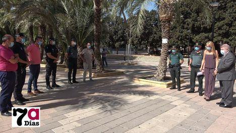 VÍDEO Los dos policías locales 'en cuarentena' vuelven al trabajo