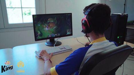 ElPozo da el salto a los eSports con su gama KING
