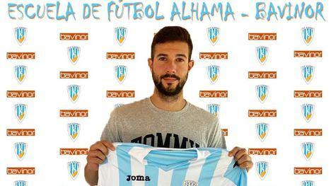 Cristian Orcajada renueva capitanía en el EF Alhama