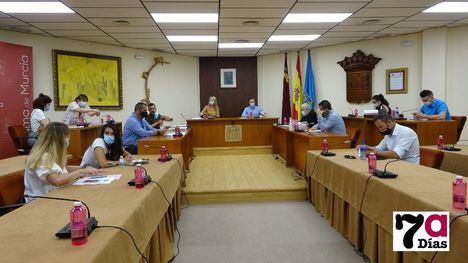 VÍD. La Mancomunidad de Sierra Espuña se reúne en Alhama