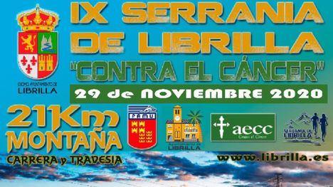 Librilla tendrá su IX Serranía el 29 de noviembre de 2020