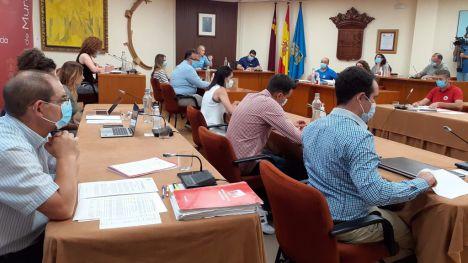 El pleno de Alhama debatirá cuatro mociones este martes