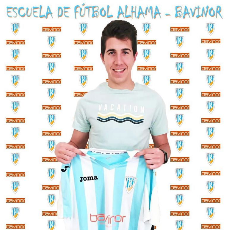 Juanan renueva una temporada más con el EF Alhama