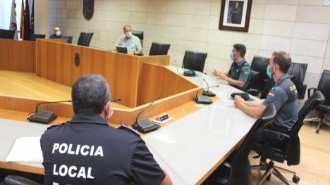Guardia Civil flexibiliza en Totana la entrada y salida desde la A7