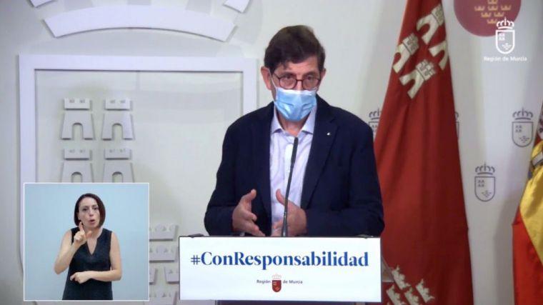 Salud podría decretar la Fase 1 en Lorca y Mazarrón