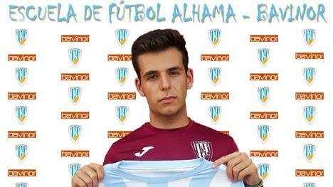 Alberto Hellín renueva una temporada más con el EF Alhama