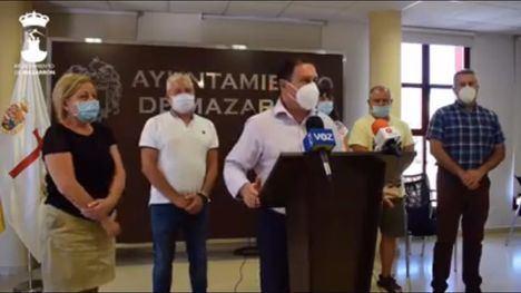 VÍDEO Mazarrón rechaza un posible retroceso a la Fase 1