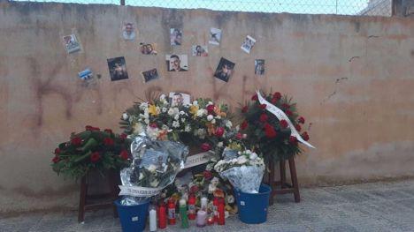 Homenaje a un vecino de Alhama fallecido en un accidente