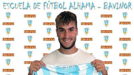 El EF Alhama refuerza la defensa con Sergio Mulero